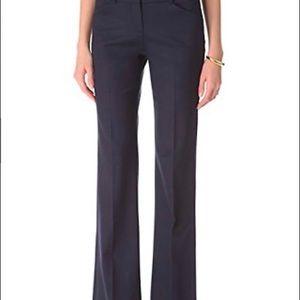 Theory Briella charcoal color pants